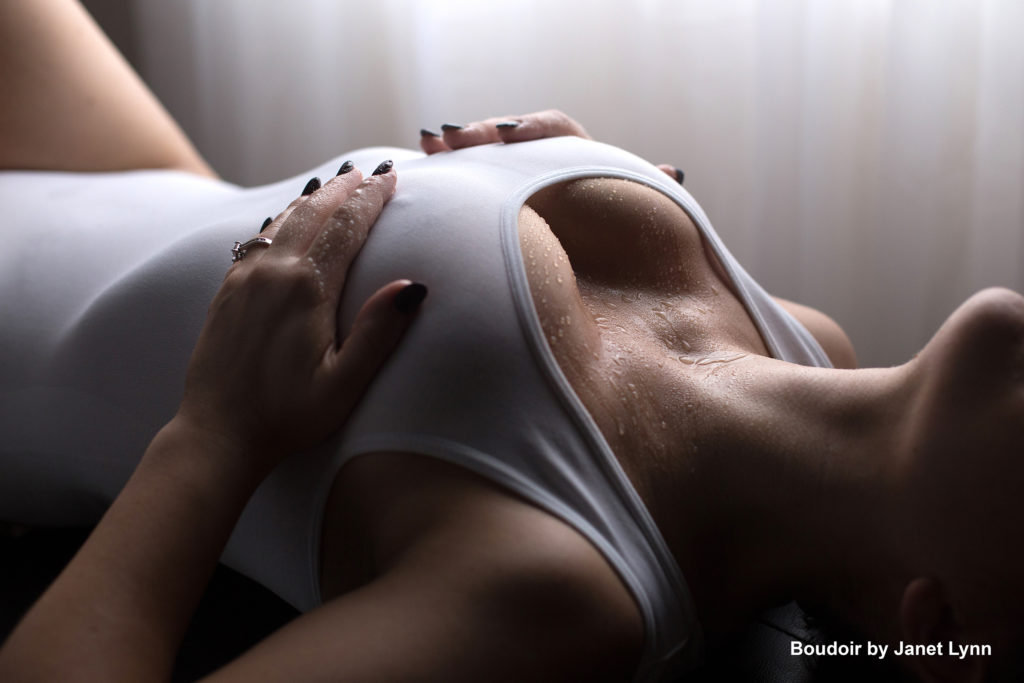 Sultry boudoir Photography