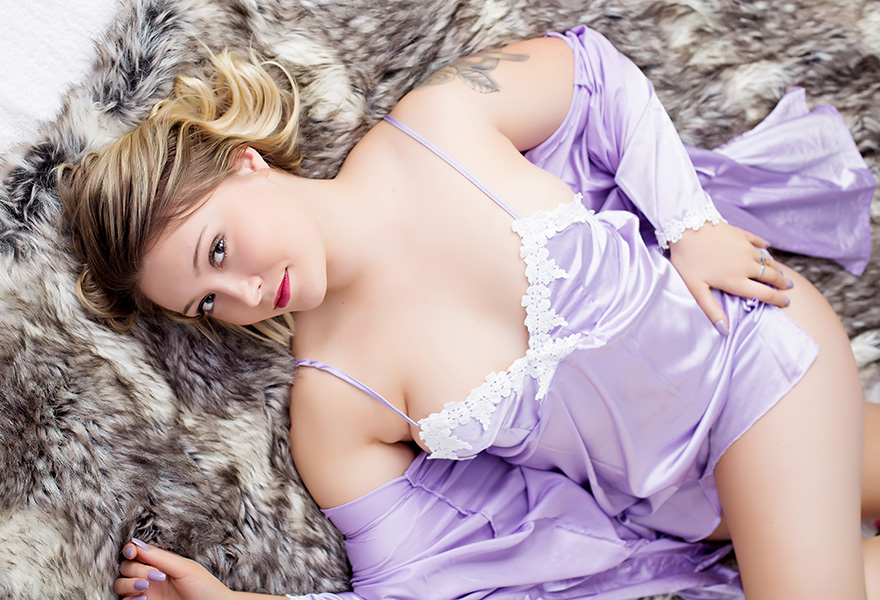 Intimate boudoir studios near me in Northwest Indiana