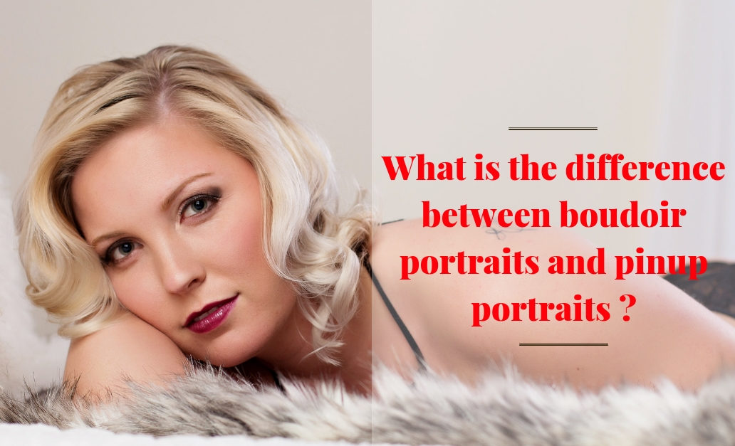 What is pin up photography