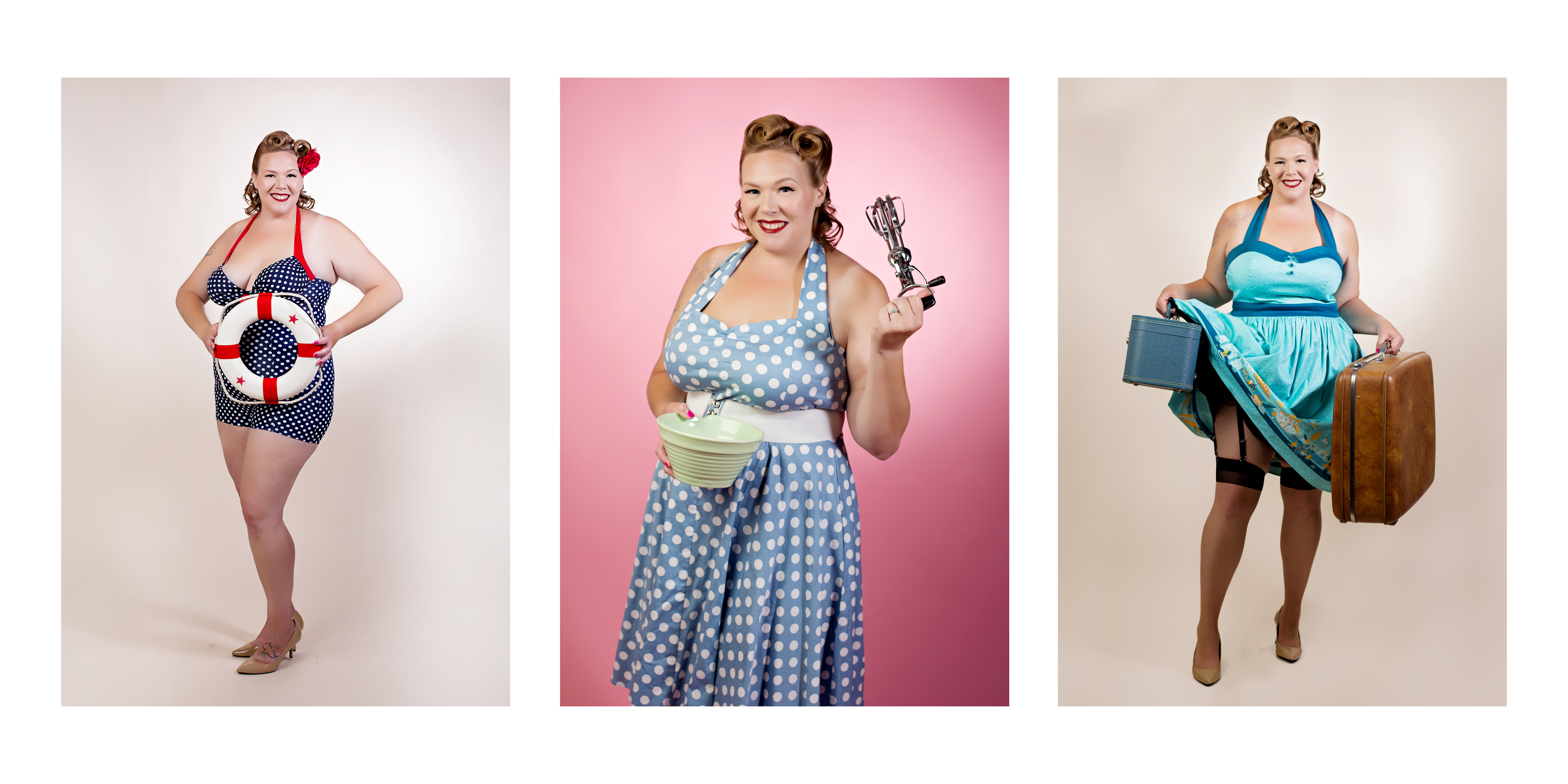 Pinup photography in Indiana