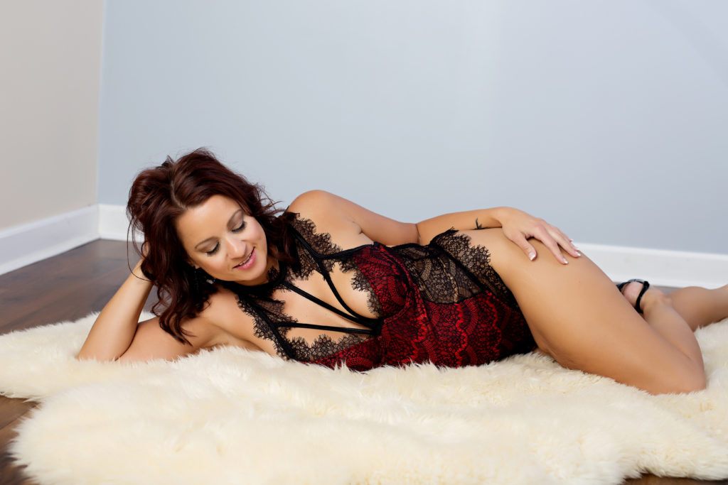 Chicago boudoir photography studio by Janet Lynn