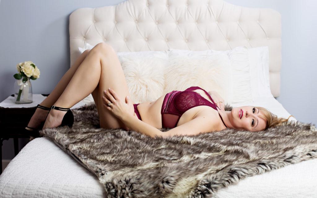 Naperville boudoir photographer