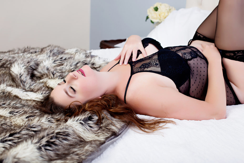 Chicago Suburbs Boudoir Photography