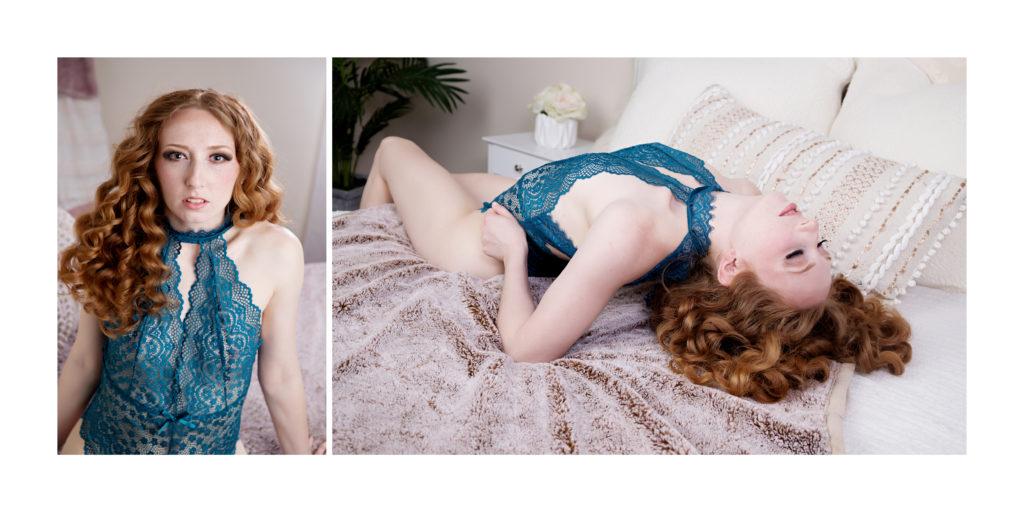 Indiana boudoir photography studio
